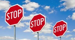 STOP for website