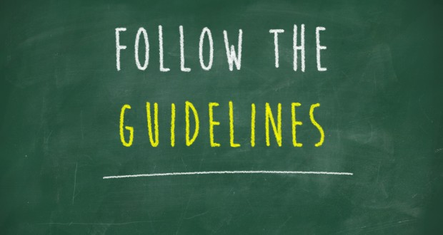 Follow-the-Guidelines